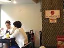 Ô nhiễm khói thuốc lá nhiều nhất ở nhà hàng