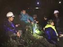 Cận cảnh nơi phát hiện thi thể du khách người Anh mất tích