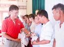 Dai-ichi Life Việt Nam hỗ trợ ngư dân miền Trung