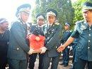 Đẫm lệ đưa phi công Trần Quang Khải về với đất mẹ quê hương