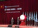Chủ tịch nước làm diễn giả trong lễ khai khóa của ĐHQG TP HCM