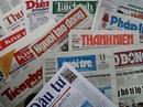"""Luật Báo chí sẽ """"quản"""" trang thông tin tổng hợp"""