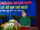 Bình Phước có tân Chủ tịch HĐND