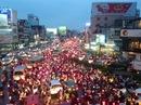 TP HCM: Biển người kẹt cứng trên xa lộ Hà Nội