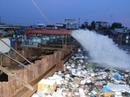 Khẩn cấp kéo nước ngọt về cho dân