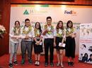 3 đội đoạt giải cuộc thi FedEx/Junior Ach