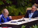 Ông Fidel Castro gây bất ngờ tại Đại hội Đảng Cộng sản Cuba