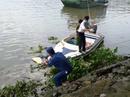 Phát hiện thi thể chết bất thường trên sông Sài Gòn