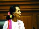 Chuyện tình Aung San Suu Kyi