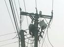 Thợ điện bị điện giật tử vong
