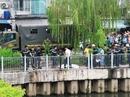 Người đàn ông lao xuống kênh Nhiêu Lộc – Thị Nghè