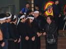 Các nghệ sĩ đau buồn tiễn đưa NSƯT Phạm Bằng