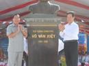 Khánh thành ngôi trường mang tên cố Thủ tướng Võ Văn Kiệt