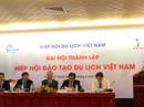 Thành lập Hiệp hội đào tạo du lịch Việt Nam