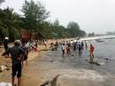 Bình Thuận: Phát hiện một sọ người trôi trên biển