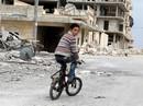 Syria mất điện bí ẩn