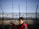 """Sĩ quan tình báo Triều Tiên """"đào tẩu"""" sang Hàn Quốc"""