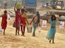 Ấn Độ khô héo
