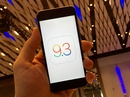 iOS 9.3 tiếp tục khiến iPhone 6S bị treo