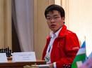 Lê Quang Liêm giành HCĐ cờ nhanh ở Trung Quốc