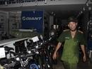 Quạt điện bị chập, cửa hàng xe đạp điện cháy dữ dội