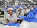 Dệt may gặp khó do giá xuất khẩu giảm