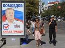 """Nga bầu cử hạ viện trong """"ảm đạm"""""""