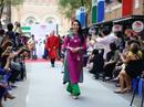 Áo dài lướt trong nhạc Trịnh trên đường sách