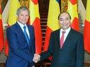 Việt Nam - Romania tăng cường trao đổi thương mại song phương