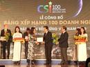Nhà máy thức ăn chăn nuôi C.P đạt Top 100 DN phát triển bền vững