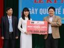 Nữ sinh lớp 12 ở Nghệ An nói lưu loát 7 thứ tiếng