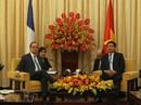 Lãnh đạo TP HCM tiếp tổng thống Pháp