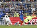 Xem 2 bàn thắng trong 5 phút nghẹt thở của Pháp