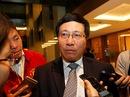 Phó Thủ tướng nói về việc Trung Quốc xây đập trên sông Mekong
