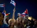 Cuba sẽ đưa hài cốt lãnh tụ Fidel dọc đất nước