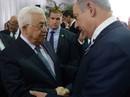 Cái bắt tay lịch sử trong lễ tang ông Shimon Peres
