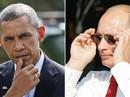 """Tổng thống Obama """"bổ nhiệm"""" ông Putin làm sếp KGB"""