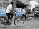 Anh chồng nghèo 9 tháng đạp xe tìm vợ