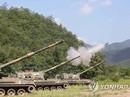 "Hàn Quốc tập trận pháo binh ""dằn mặt"" Triều Tiên"
