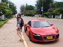 Xe hơi tại Lào rẻ đáng kể so với Việt Nam