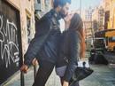 Tình yêu lãng mạn của cô gái cao hơn 2m