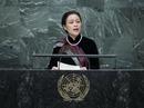 Việt Nam nêu vấn đề Biển Đông ra Đại hội đồng LHQ