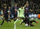 Ibra lập kỷ lục, Man City hòa nghẹt thở ở Paris