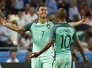 Ronaldo bùng nổ, Bồ Đào Nha vào chung kết
