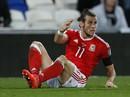 Bale ghi bàn nhưng Xứ Wales vẫn có nguy cơ mất vé