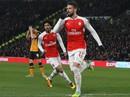 Trả giá đắt, Arsenal giành vé tứ kết FA Cup
