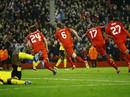 Ngược dòng không tưởng hạ Dortmund, Liverpool vào bán kết Europa League