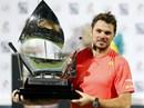 Stan Wawrinka và con số 13 may mắn tại Dubai