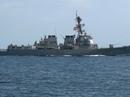 Tàu chiến Mỹ 3 lần bị tên lửa tấn công