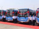 Đưa xe buýt CNG vào phục vụ sinh viên